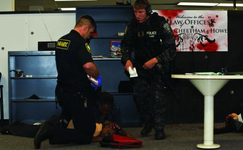 EMS Response to Active-Shooter Incidents   EMS World