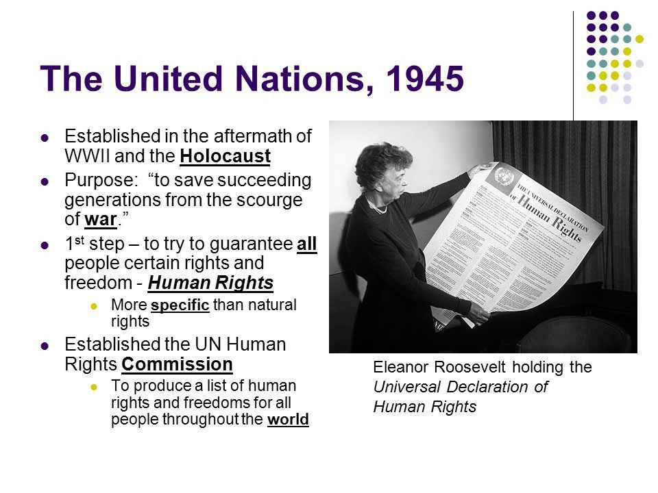 CLU3M - Law Unit 2 Dev. of Rights and Freedoms continued . PP #2 ...