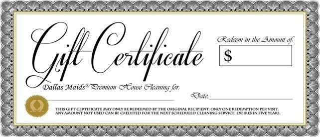 5 Free Gift Certificate Templates - Certificate Templates