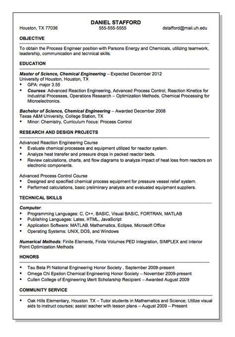 Advanced Process Control Engineer Sample Resume 20 Canada Resume ...
