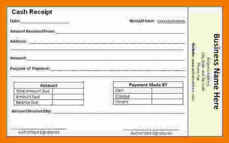 5+ how do you make a receipt   resume holder