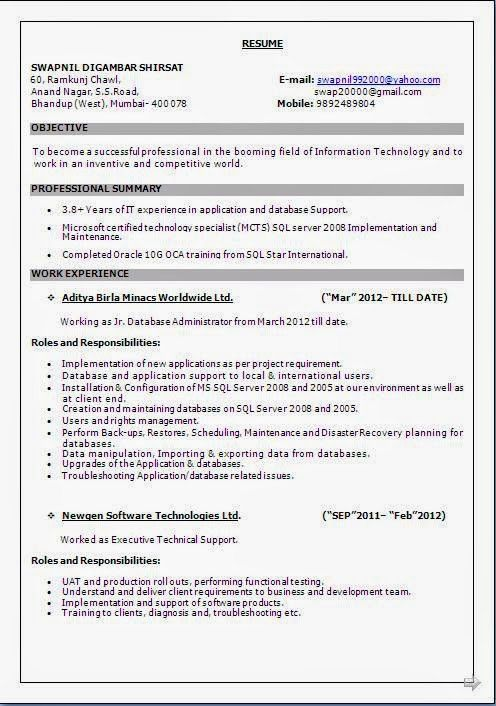New Biodata Format Biodata Format Download For New Resume Sample - biodata format for teacher job
