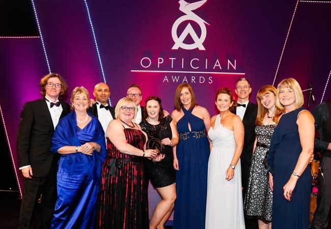 Optician Awards: Celebrating our remarkable winners - Optician