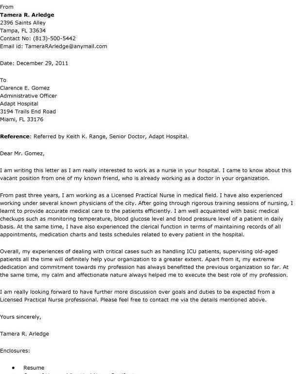 Entry Level Cover Letter. Cover Letter Sample Student/Entry-Level ...