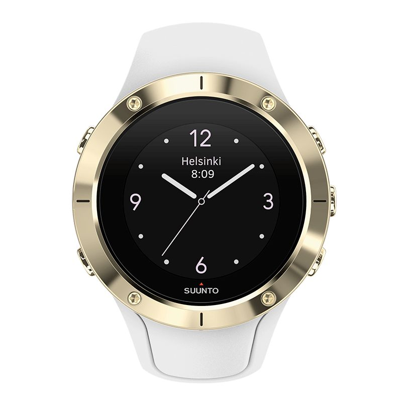 Suunto Spartan Trainer Wrist HR Gold - GPS training watch