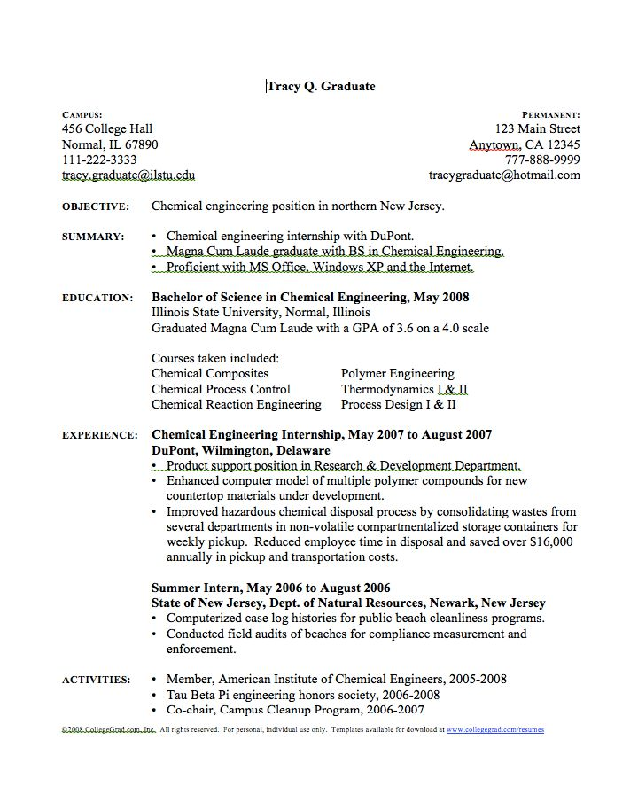 Polymer Engineer Sample Resume | haadyaooverbayresort.com
