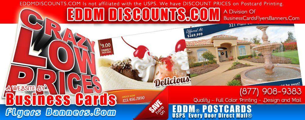 EDDM Postcard Templates - EDDMDISCOUNTS