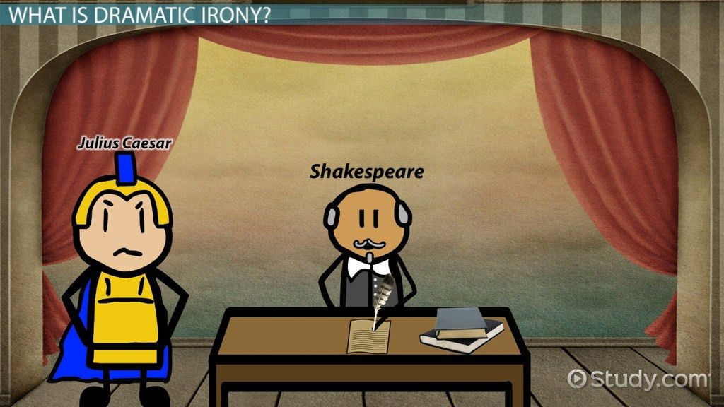 Irony in Julius Caesar: Examples & Analysis - Video & Lesson ...