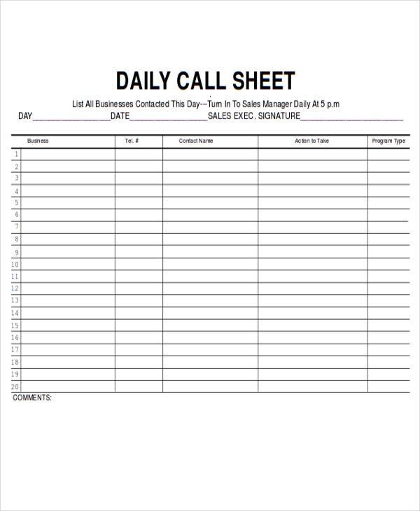 9+ Sales Sheet Templates - Free Sample, Example Format Download ...
