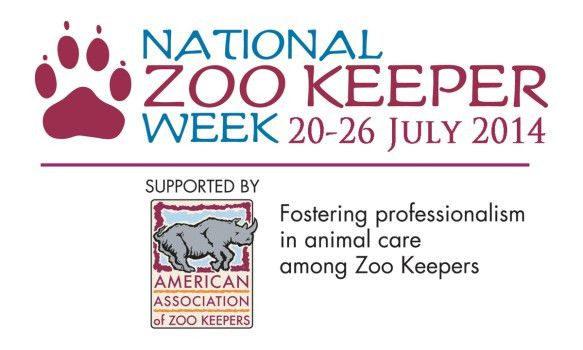 Zoo Keeper Week | Aquarium Works