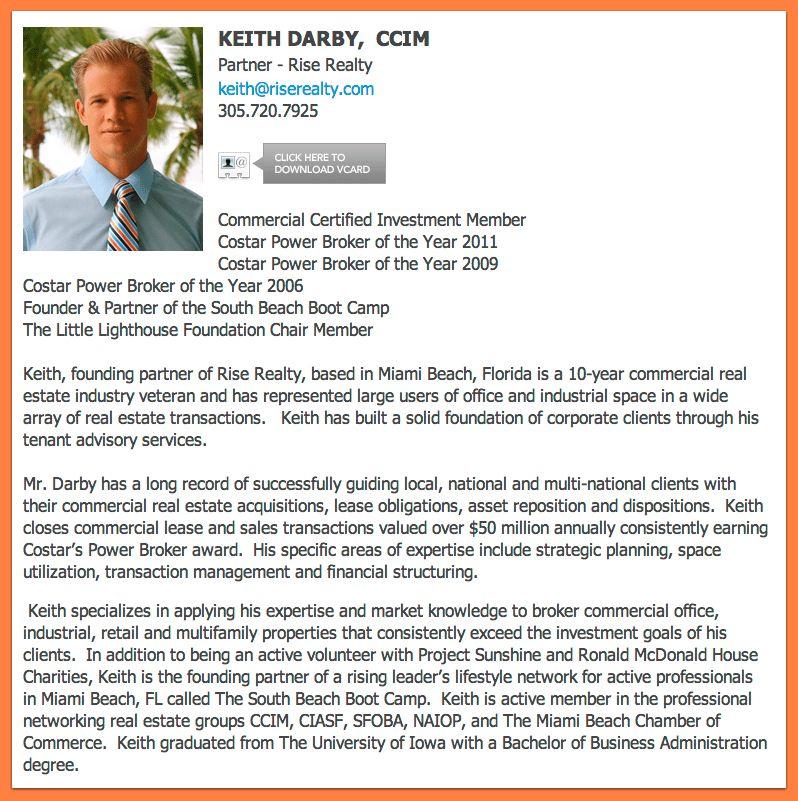 4+ company bio template | Company Letterhead