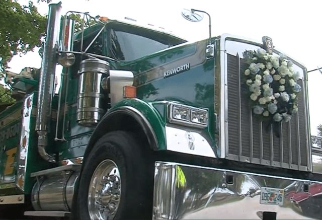 Family and Friends Bid Farewell to Tow Truck Driver Killed While ...
