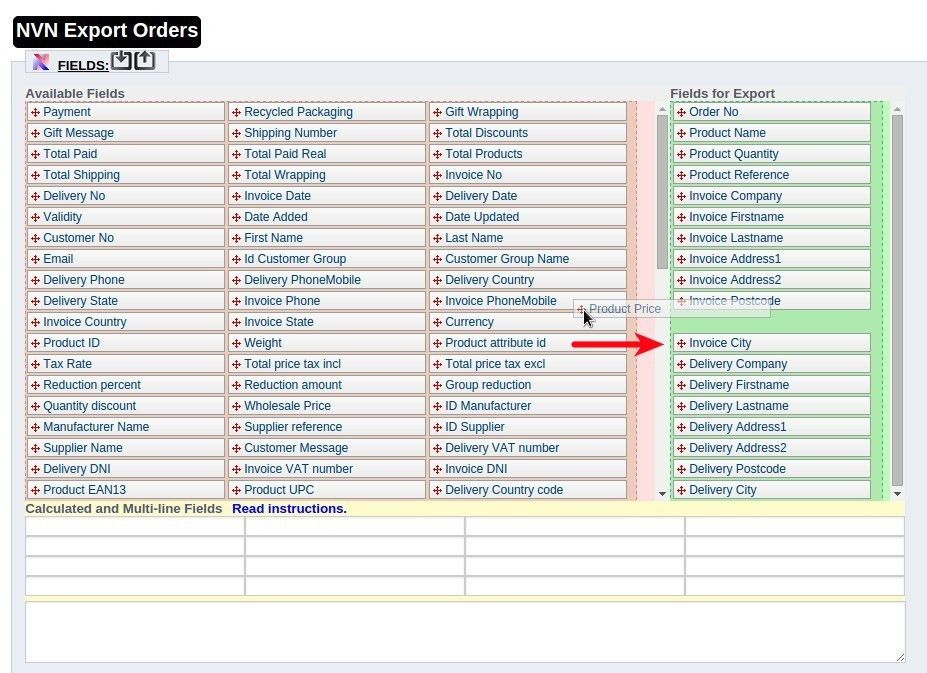 NVN Export Orders – simple XSLT transformation – sample step by ...