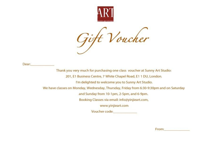 21+ Free Gift Voucher Template - Word Excel Formats