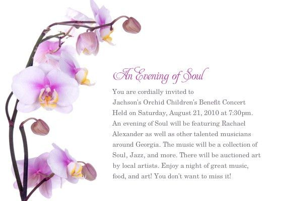 You Are Cordially Invited Template | Best Template Collection