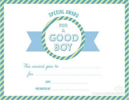 Spongebob Award Certificate | Certificates for kids | Pinterest ...