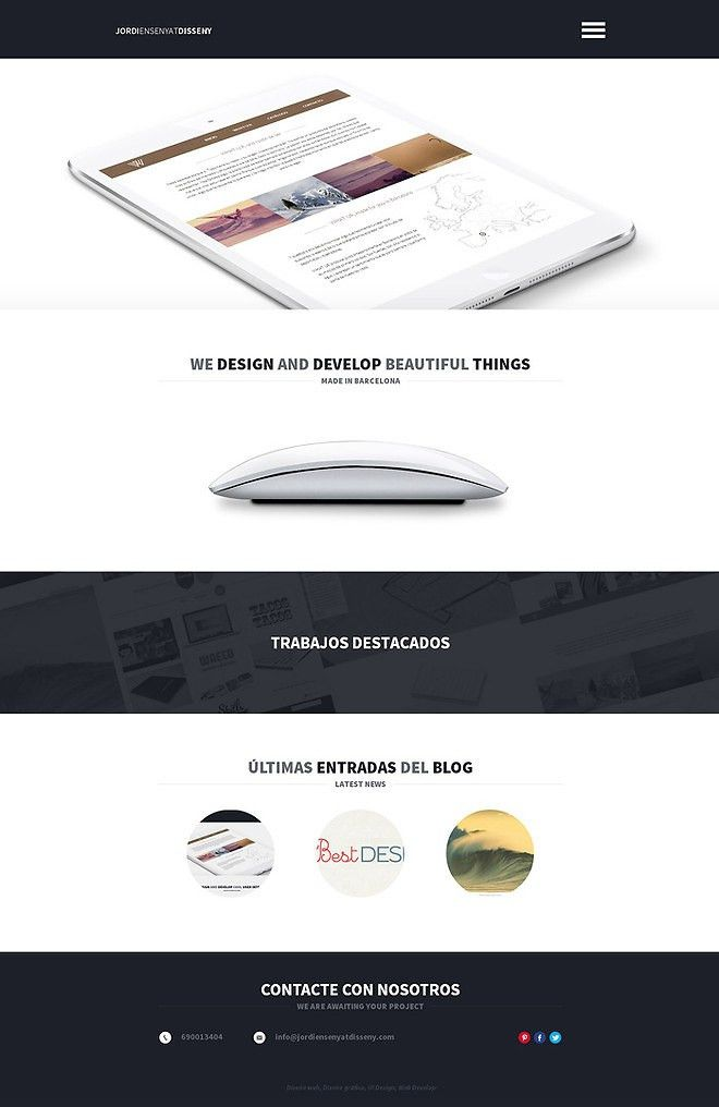 Best Web Page Design Gallery - CoolHomepages Design Award - Web ...