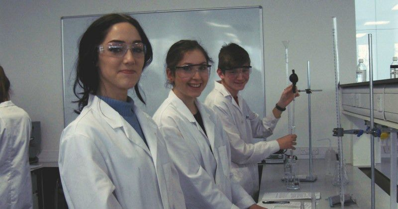 Chemistry Students Put to the Test in Merseyside Young Analyst ...