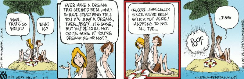 Comic Strip of the Day.com: Current Affairs