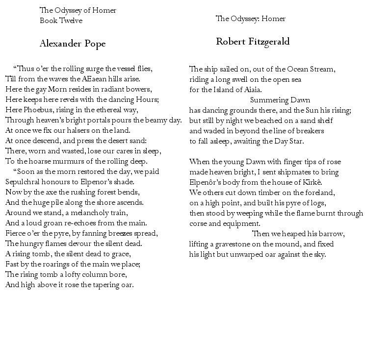 The First Part of Tamburlaine the Great « PoemShape