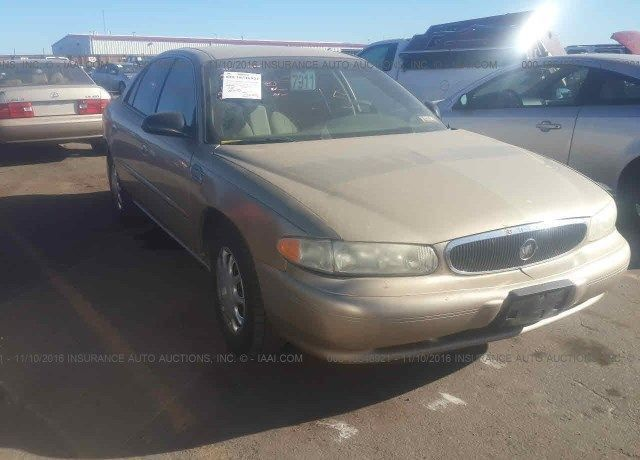 2G4WS52J041169657, Bill Of Sale gold Buick Century at COMMERCE ...
