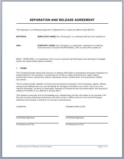 Attractive 12 Best Images Of Separation Agreement Form   Legal Separation .