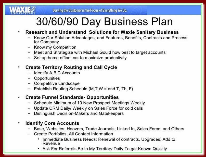 30 60 90 Day Sales Plan Template 6jr2kpvbTemplate Blog Design ...