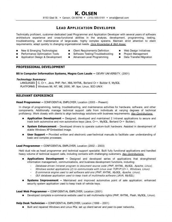 Front End Developer Resume Junior Web Developer Resume Resume   Web Developer  Resume