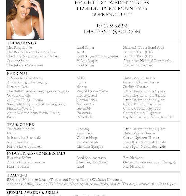 A Good Resume | haadyaooverbayresort.com