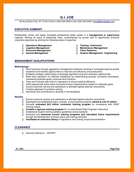 Security Clearance Resume Statement. security guard cover letter ...
