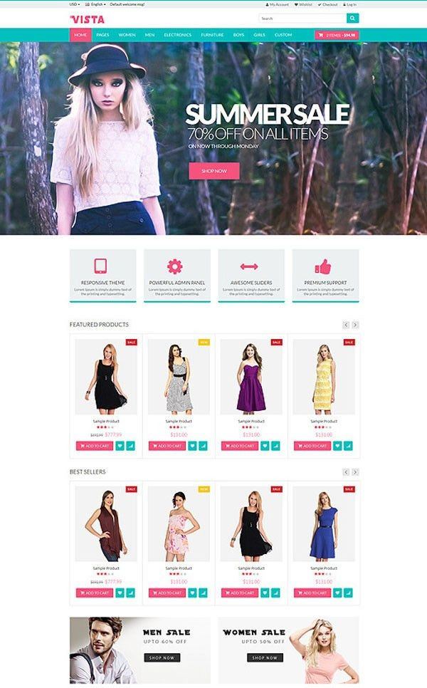 Responsive HTML5 Web Templates Design | Design | Graphic Design ...