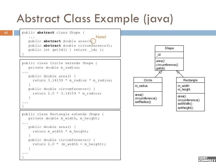 OO Development 4 - Object Concepts