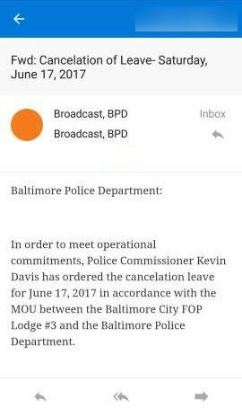 Morale Tanked at Baltimore Police Department - Law Enforcement Today
