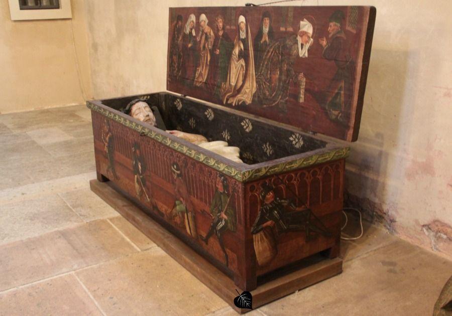 heilig grab truhe dom erfurt um 1470 sp mi pinterest. Black Bedroom Furniture Sets. Home Design Ideas