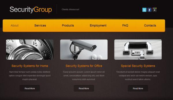 Free HTML5 & CSS3 Website Templates