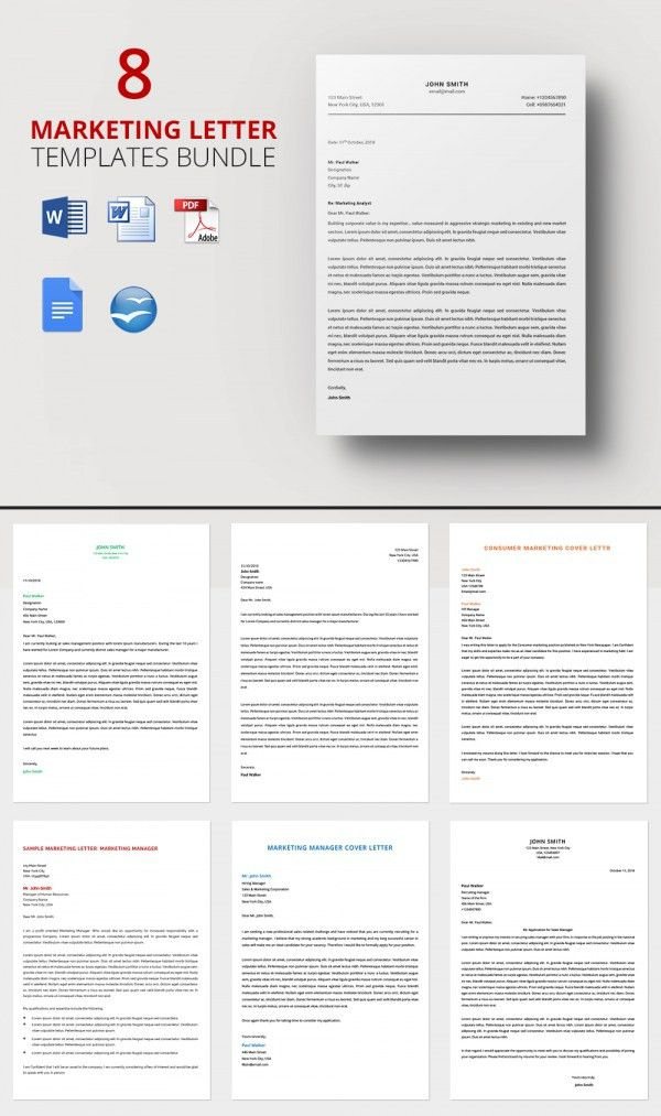 14+ Marketing Letter Templates – Free Sample, Example, Format ...