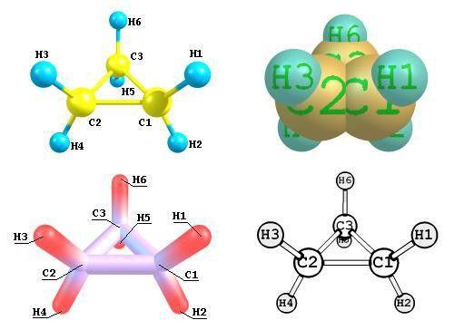 Chemcraft - Description