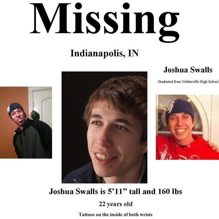 Missing Person Flyer [Template.billybullock.us ]