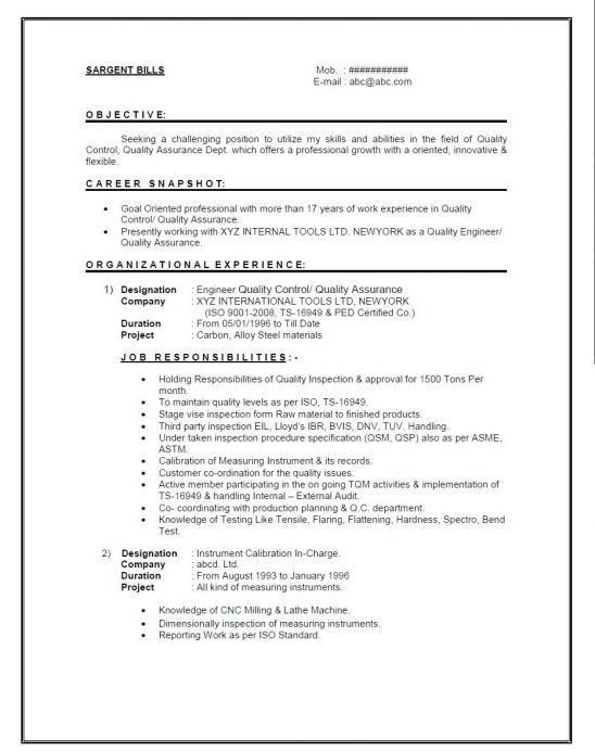 qa sample resumes spectacular idea qa resume 13 sample qa resume ...