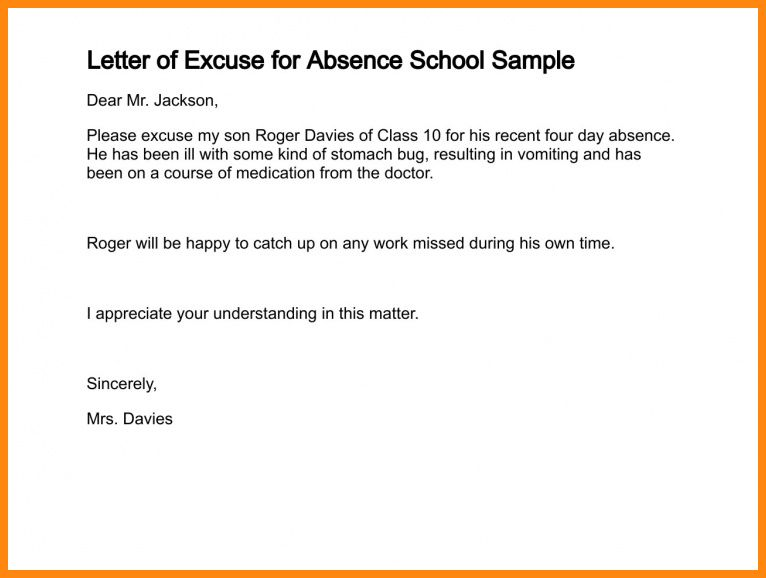 5+ apology letter to teacher for absence | driver-resume