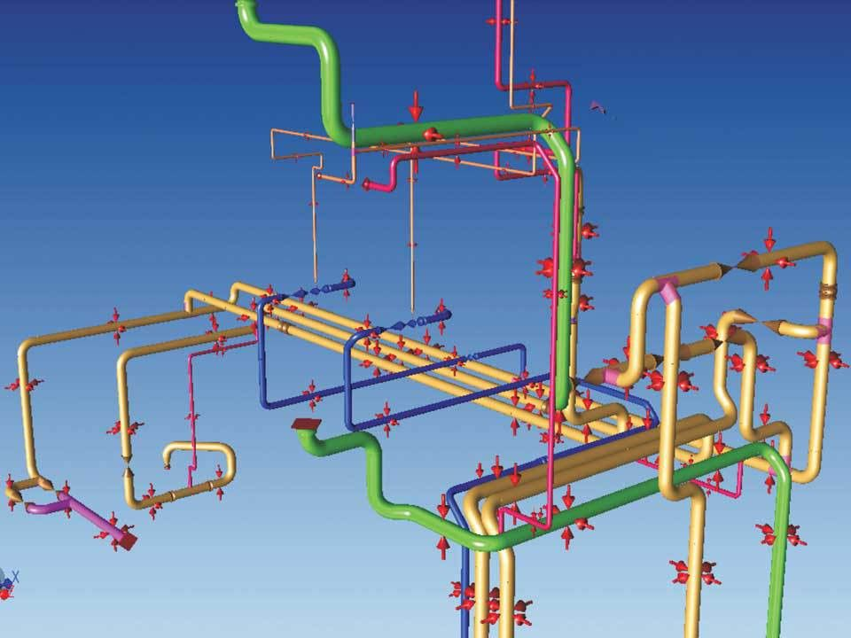 Pipe Stress Analysis | TechReach Engineering.