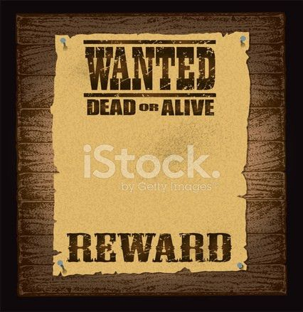 Wanted Poster Background stock photos - FreeImages.com