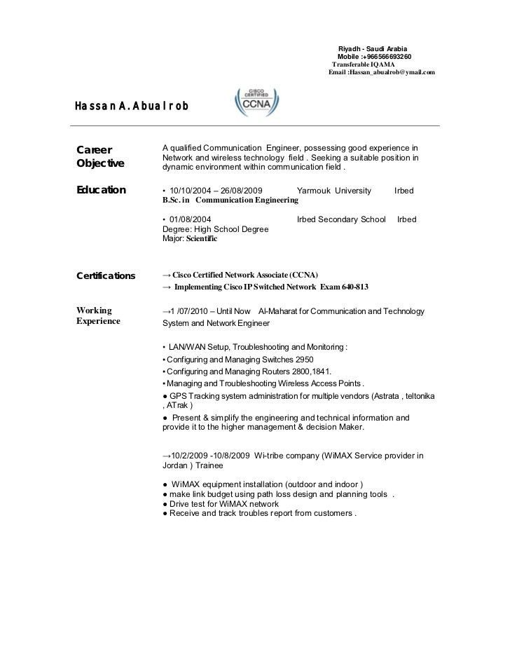 18+ [ Electronics Technician Resume Samples ] | Professional ...