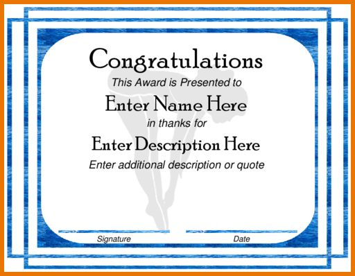 Congratulations Certificate Template.divingwaterwblank.png | Scope ...