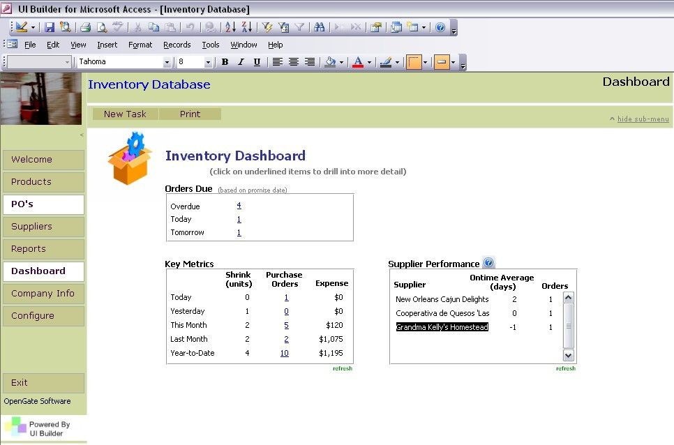 100+ Pc Inventory Template | How To Make An Inventory Database In ...