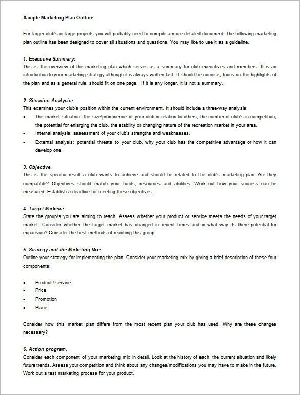 Marketing Campaign Template Word | Cold Call Email Job Inquiry