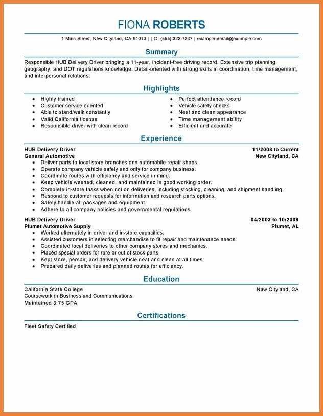 Free Resume Templates for Automotive Mechanic Kridainfo
