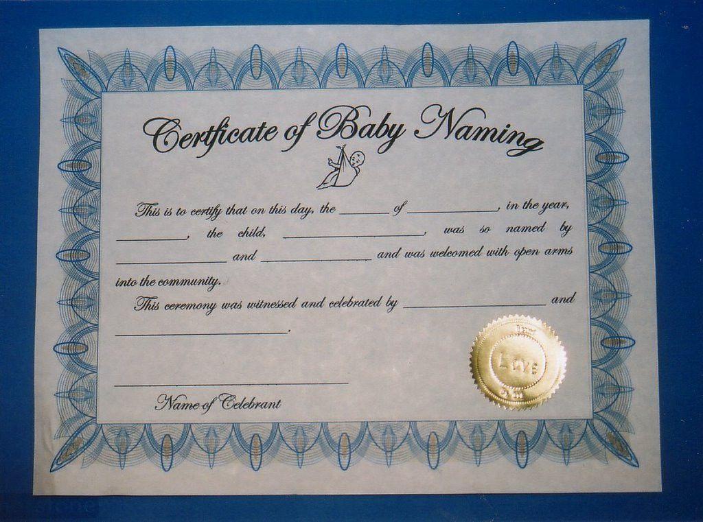Naming Certificates Free Templates. naming certificates free ...