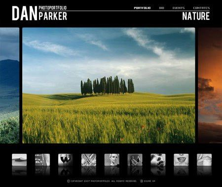 photo gallery website | Website Design | Pinterest | Photo gallery ...