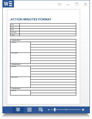 Meeting Minutes | What are Meeting Minutes?
